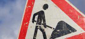 Sperrung des öffentlichen Verbindungsweges in Wismar