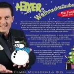 Veranstaltungsflyer Weihnachtszauberei; Foto: Kreisagrarmuseum Dorf Mecklenburg