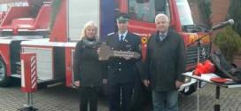 Eine Drehleiter für die Freiwillige Feuerwehr Rehna