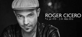 Roger Cicero verstorben – Familie und Freunde unter Schock