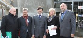 Richtfest für neues Arzneimittelwerk in Dassow gefeiert