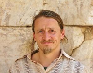 Der Autor Oliver Lück